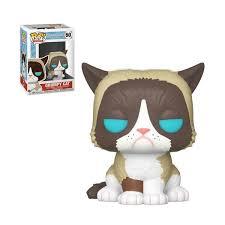 POP! ICONS: GRUMPY CAT #60 - Vinyl Figure