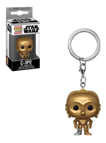 POP! KEYCHAIN - STAR WARS - C-3PO