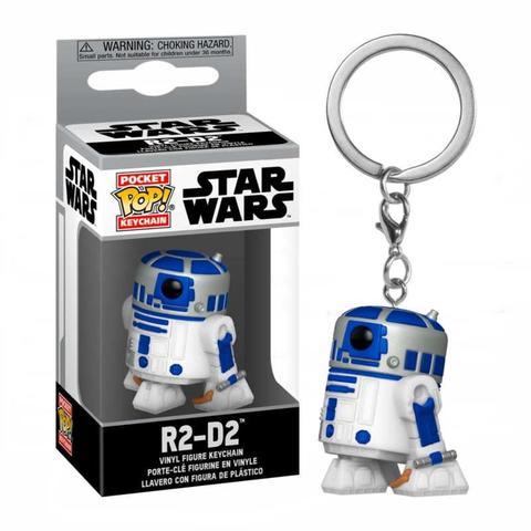 POP! KEYCHAIN - STAR WARS - R2-D2