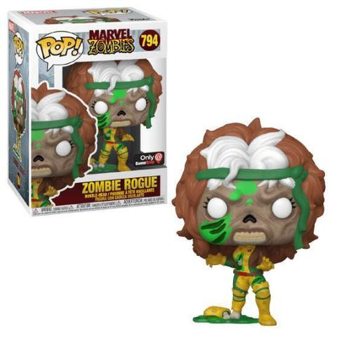 POP! MARVEL ZOMBIES - ZOMBIE ROGUE (SPECIAL EDITION ) # 794 - Figure