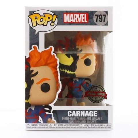 POP! MARVEL - CARNAGE (SPECIAL EDITION) #797 - Figure