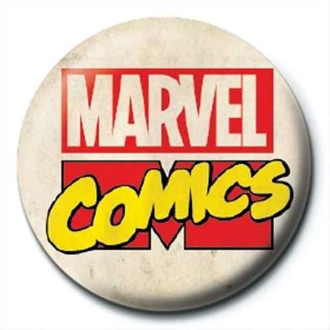 MARVEL COMICS (LOGO) - PINBADGE