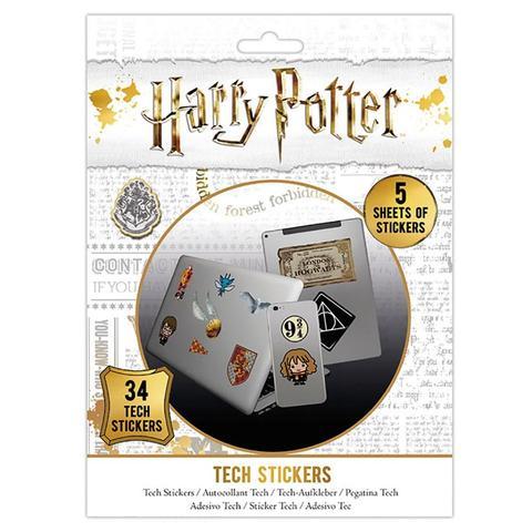 HARRY POTTER (ARTEFACTS) - TECH STICKERS