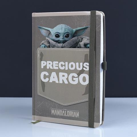 STAR WARS: THE MANDALORIAN (PRECIOUS CARGO) - A5 PREMIUM NOTEBOOK