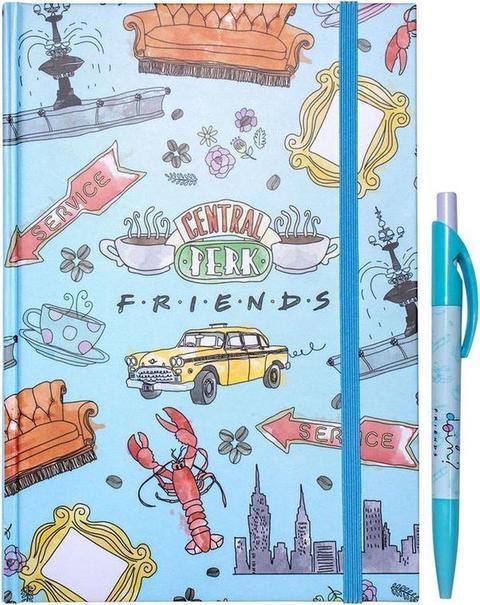 FRIENDS - NOTEBOOK & PEN SET