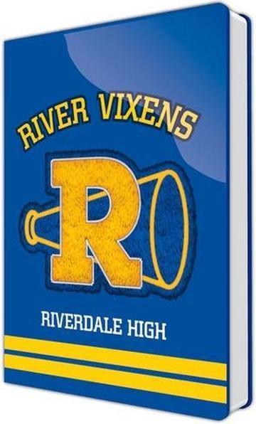RIVERDALE - A5 CASEBOUND NOTEBOOK