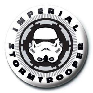 STAR WARS IMPERIAL TROOPER - PINBADGE