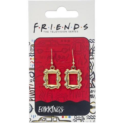 FRIENDS - FRAME DANGLE EARRINGS