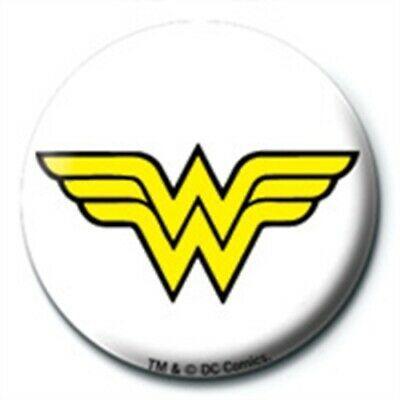 DC COMICS - WONDER WOMAN - ICON PINBADGE
