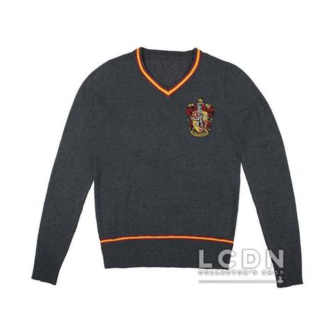 HARRY POTTER KNITTED SWEATER GRYFFINDOR KIDS SIZE
