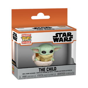 POP! KEYCHAIN: STAR WARS - THE CHILD IN CANISTER