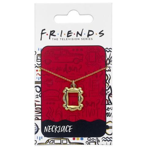 FRIENDS - FRAME NECKLACE