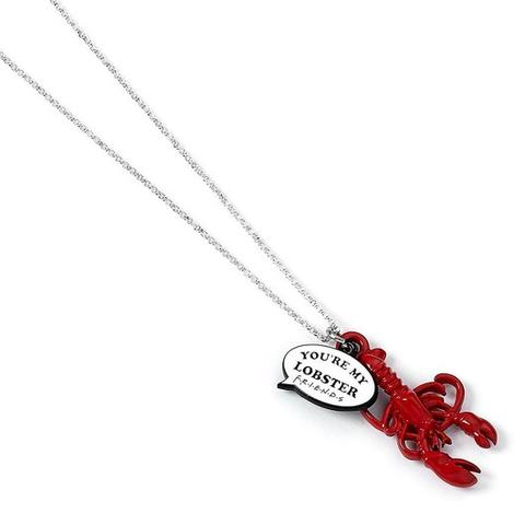 FRIENDS - YOU'RE MY LOBSTER - CHARM NECKLACE