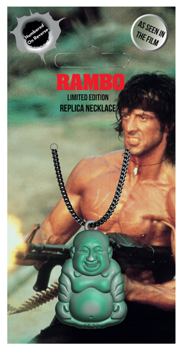 RAMBO NECKLACE LIMITED EDITION