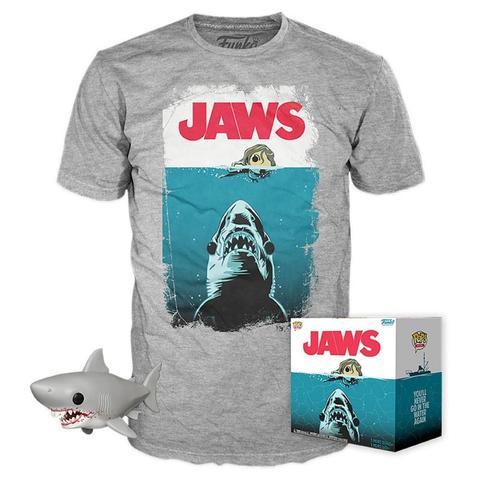 JAWS POP! & TEE BOX NIGHT SWIM - SIZE L