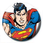 DC COMICS - SUPERMAN - FLYING - PINBADGE