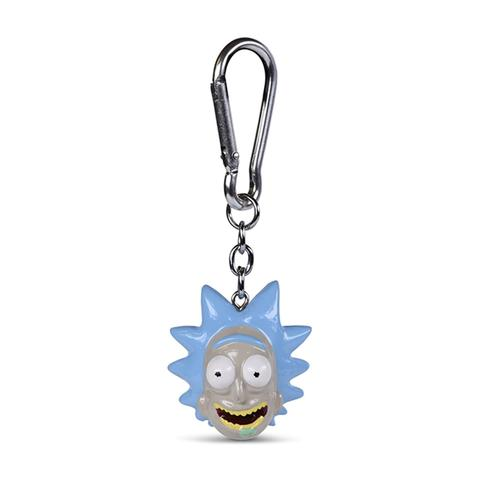 RICK AND MORTY (RICK) - 3D KEYCHAIN