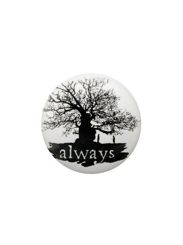 HARRY POTTER (ALWAYS) - PINBADGE