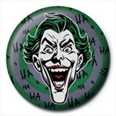 DC COMICS (THE JOKER HAHAHA) - PINBADGE