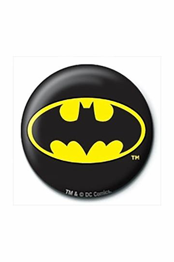 DC COMICS - BATMAN SYMBOL - PINBADGE