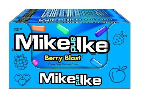 MIKE AND IKE BERRY BLAST 141G