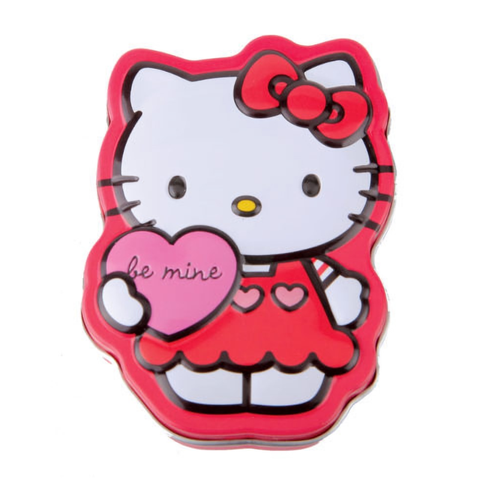 HELLO KITTY VALENTINES SWEET HEARTS TINS 42.5G