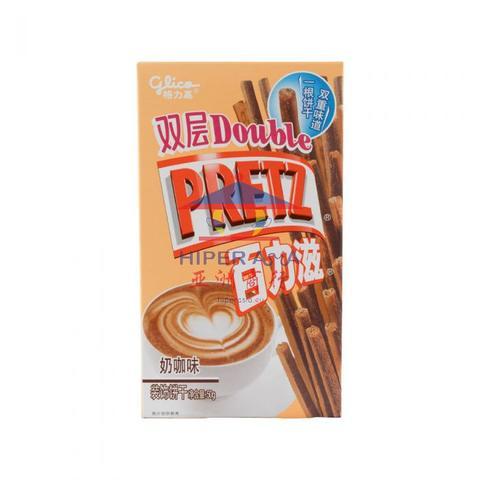 PRETZ BISCUIT - MILK COFFEE 50G