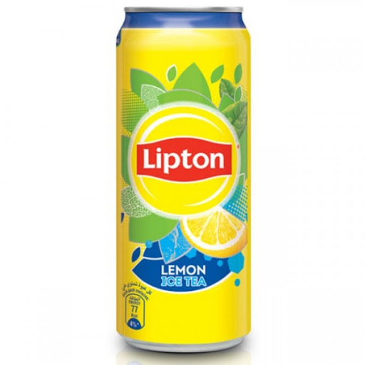 Lipton Lemon Can 330ml