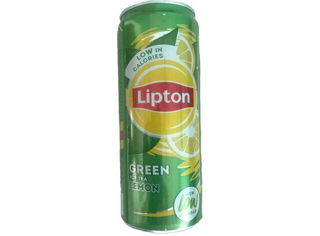 Lipton Green Lemon Can 330ml