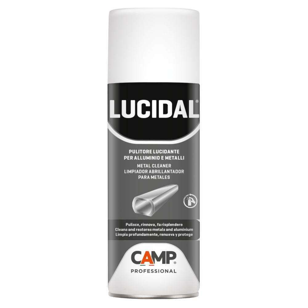 LUCIDAL POLISHING 400 ml (ΚΑΘΑΡΙΣΤΙΚΟ & ΓΥΑΛΙΣΤΙΚΟ ΑΛΟΥΜΙΝΙΩΝ ΚΑΙ ΜΕΤΑΛΛΩΝ)