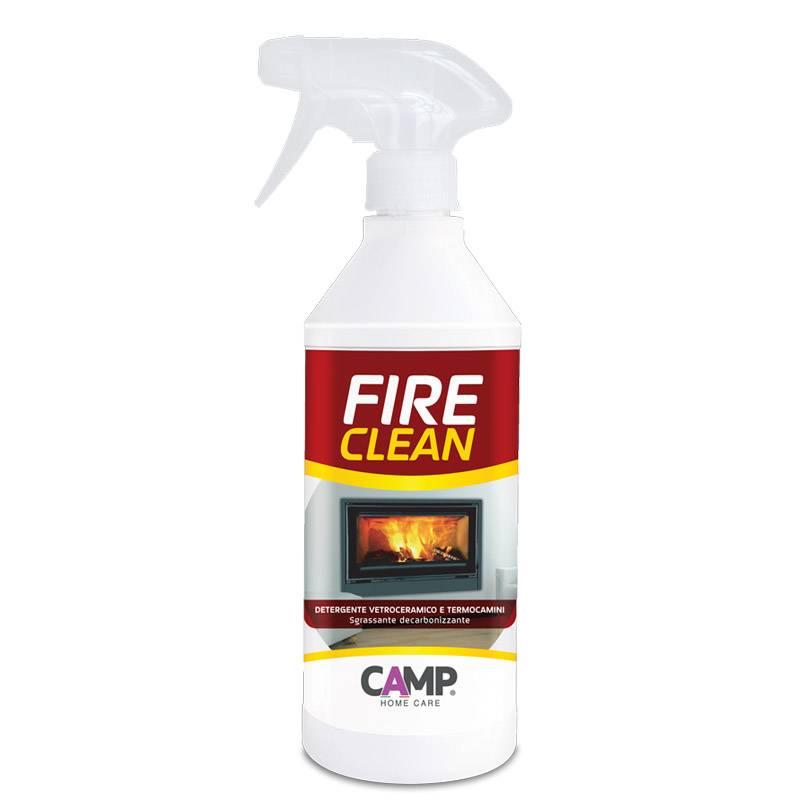 FIRE CLEAN 750ML (ΚΑΘΑΡΙΣΤΙΚΟ ΤΖΑΚΙΟΥ,ΣΟΜΠΑΣ)