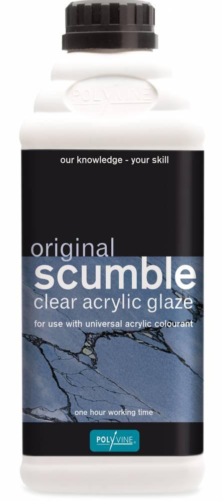 ΓΑΛΑΚΤΩΜΑ ΒΕΡΝΙΚΙ ORIGINAL SCUMBLE ORIGINAL 500ML POLYVINE (CLEAR ACRYLIC GLAZE)