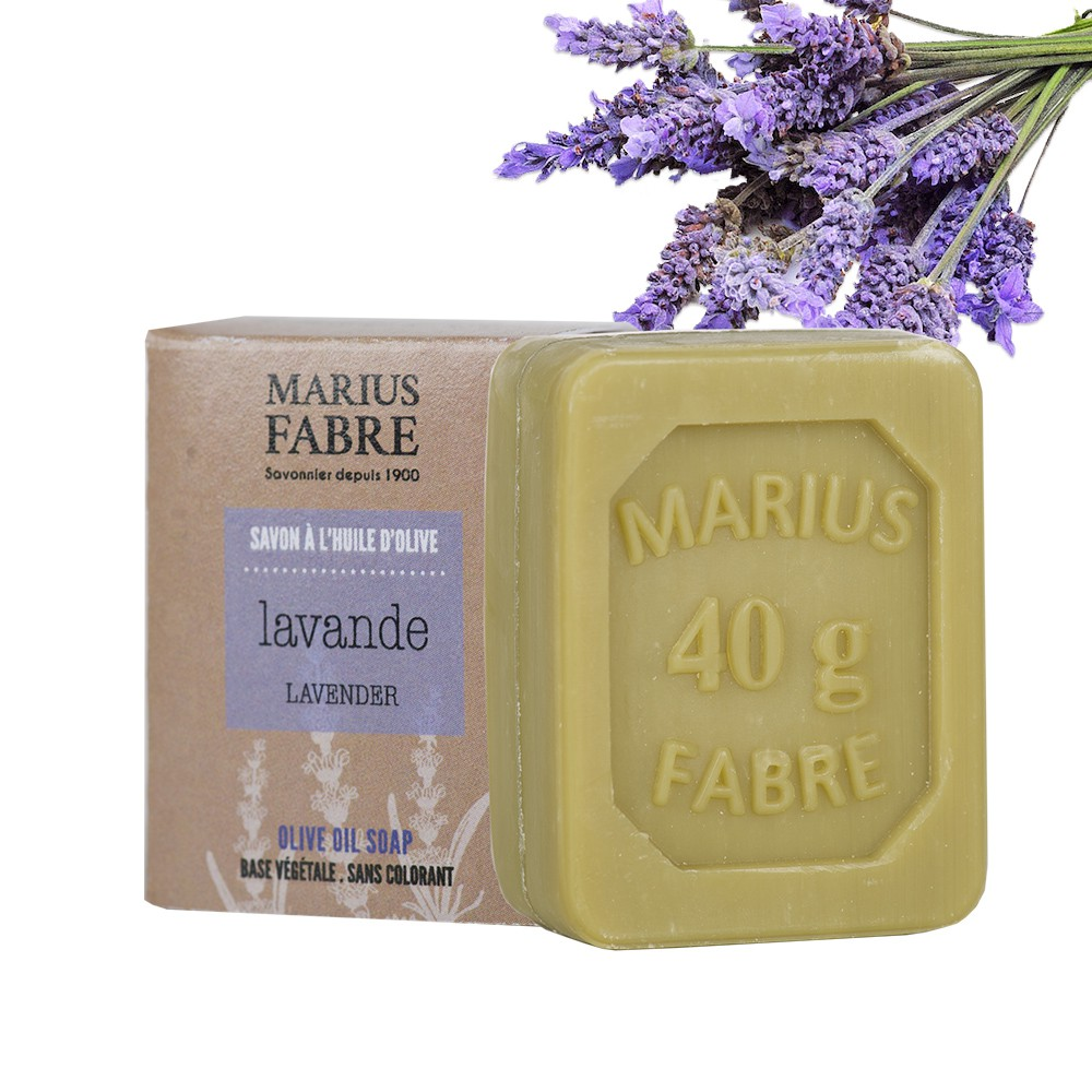 Marius Fabre Lavender soap 150g