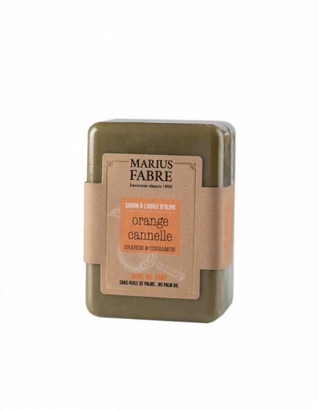 Marius Fabre Orange & Cinnamon soap 150g