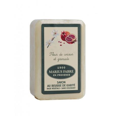 Marius Fabre Pomegranate & Cherry Blossom soap 250g