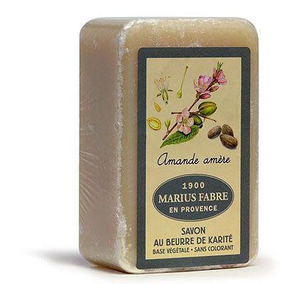 Marius Fabre Bitter Almond soap 250g