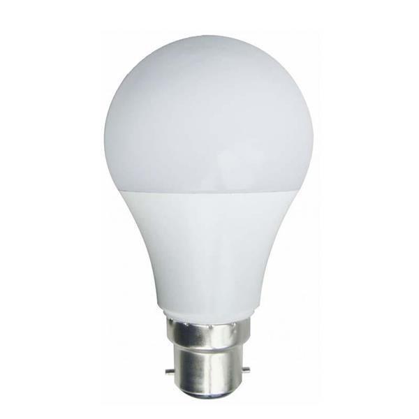 147-80255  LED LAMP A60 6W B22 240V 300° 3000K 480LM