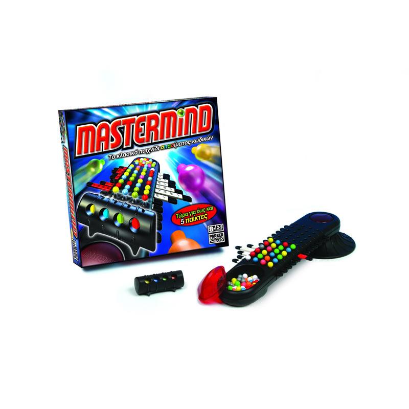 MASTERMIND GAME BOARD