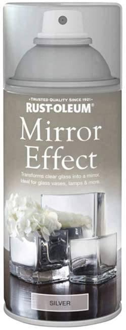 MIRROR EFFECT SILVER 150ML SPRAY RUSTOLEUM