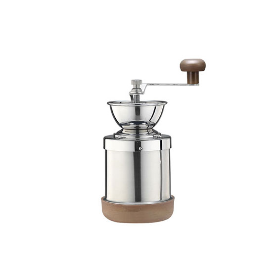 Coffee Grinder TIAMO 140gr -  Stainless steel