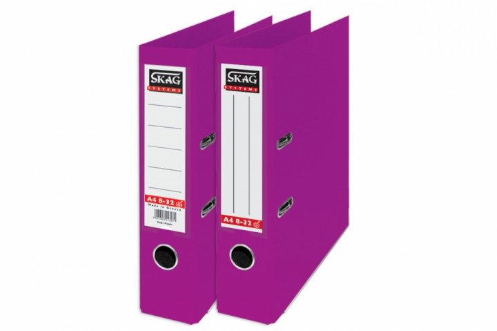 Skag Boxfiles - Purple, 8/32