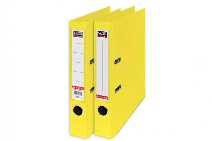 Skag Boxfiles - Yellow, 4/32