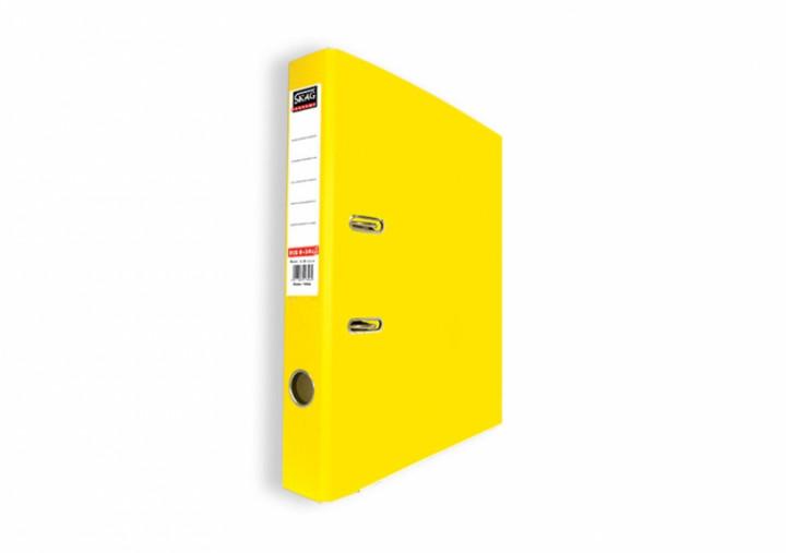 Skag Boxfiles - Yellow, 4/34