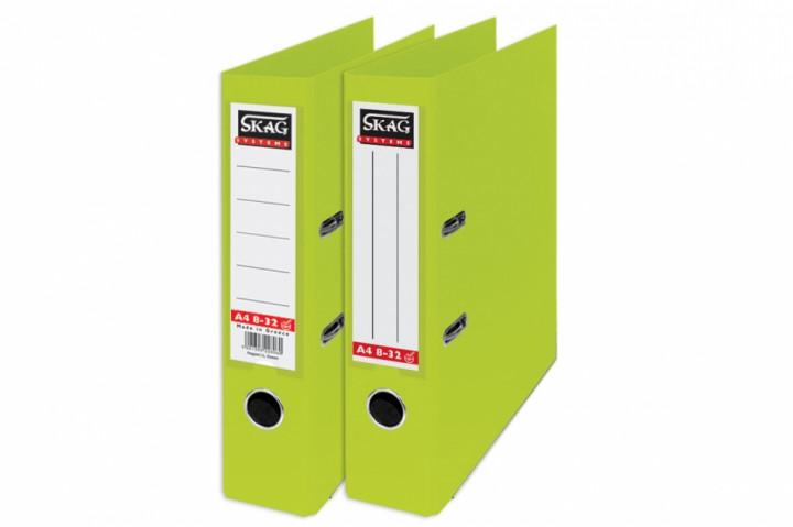 Skag Boxfiles - Light Green, 8/32