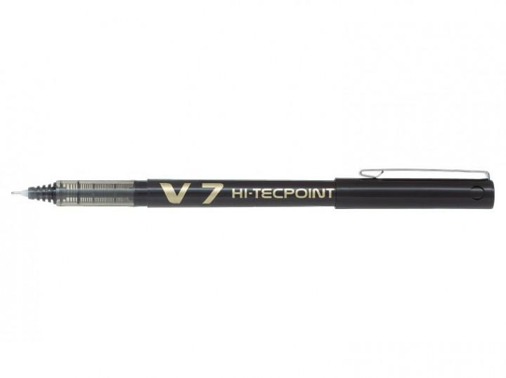 Pilot Hi-Tecpoint V5/V7 - Black, V7