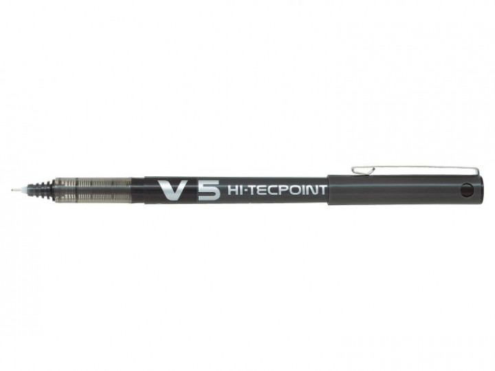 Pilot Hi-Tecpoint V5/V7 - Black, V5