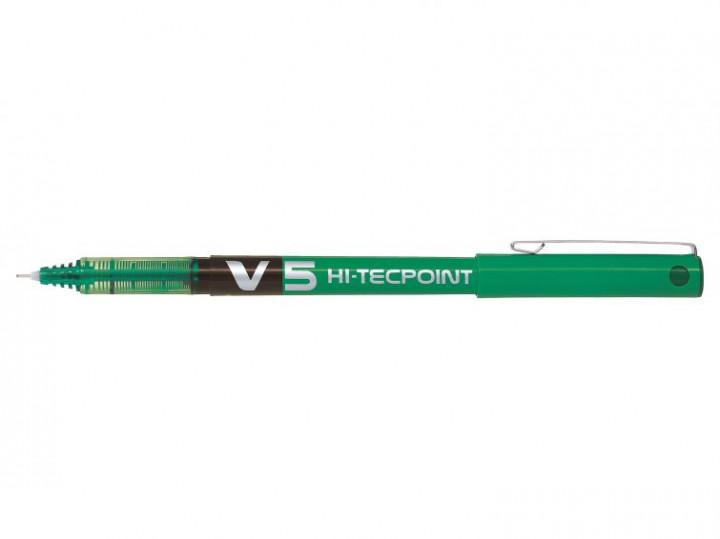 Pilot Hi-Tecpoint V5/V7 - Green, V5