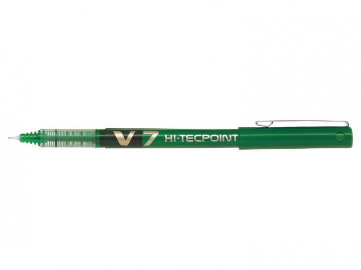 Pilot Hi-Tecpoint V5/V7 - Green, V7