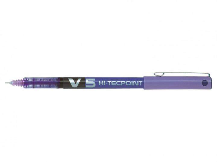 Pilot Hi-Tecpoint V5/V7 - Purple, V5