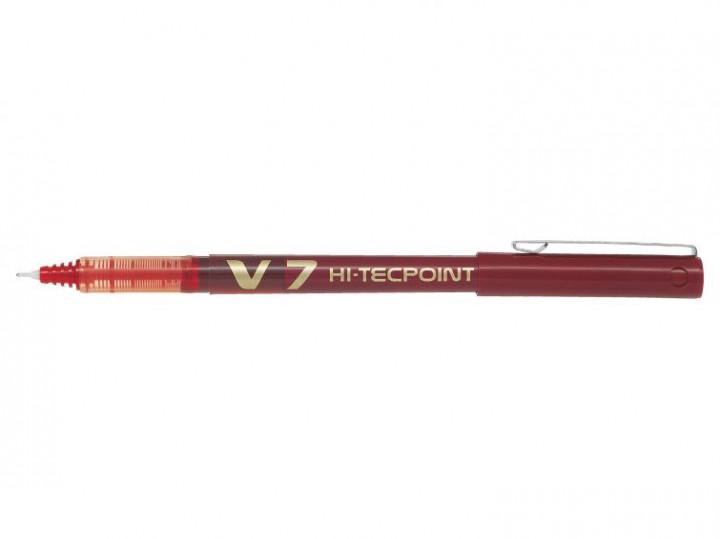 Pilot Hi-Tecpoint V5/V7 - Red, V7